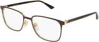 GG0294O Eyeglasses 003 Brown/Havana 54 mm