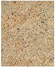 Formica Brand Laminate 48-in x 96-in Amber Kashmire-Etchings Laminate Kitchen Countertop Sheet