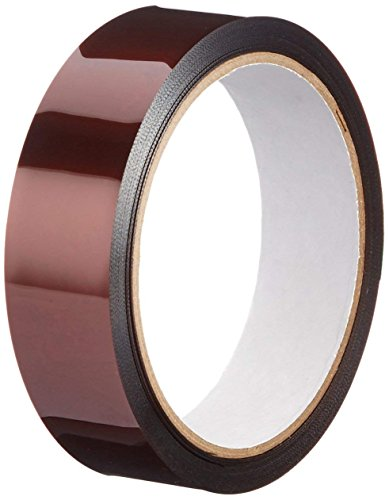 TapeCase 1-100-KHN-5 DuPont Kapton Folie, 5 mm, ohne Klebstoff