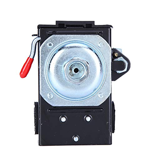 Yosoo Health Gear Air Compressor Pressure Switch Universal 95-125 Psi Pressure Switch for Air Compressor Pump Control Valve