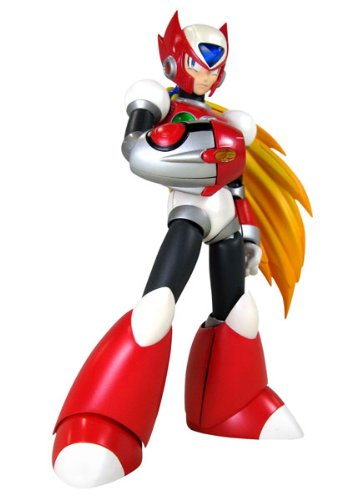 Mega Man X (Megaman) D-Arts Action Figur: Zero (1. Version) 13 cm