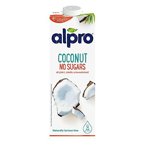 Alpro Bevanda al Cocco senza Zucchero - 1 kg