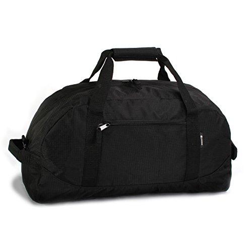 "J World New York Lawrence 30 Inch Sport Duffel Bag, Black, 30"" Mississippi"