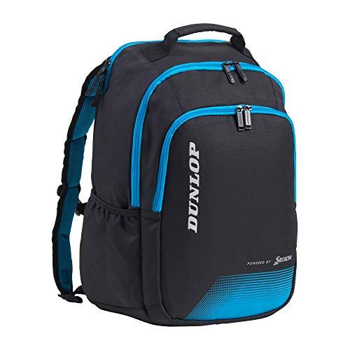 Dunlop Sports Unisex-Erwachsene FX 8-Racket Bag Schläger-Tasche, blau/schwarz, Performance