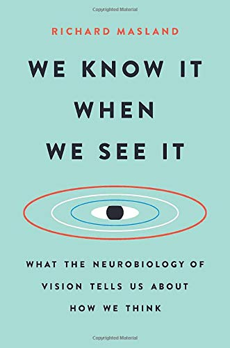 Image of We Know It When We See It: What the Neurobiology of Vision Tells Us About How We Think