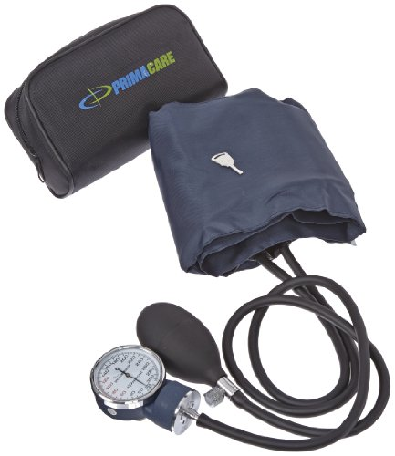 Primacare bloeddrukmeter/sphygomanometer, volwassenen, L