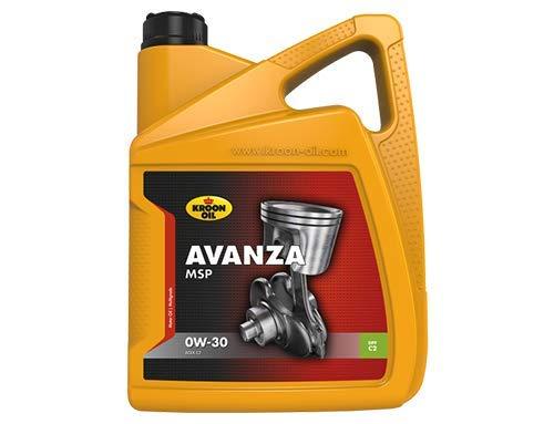 Kroon Oil 1838155 Avanza MSP 0W-30 5 Liter