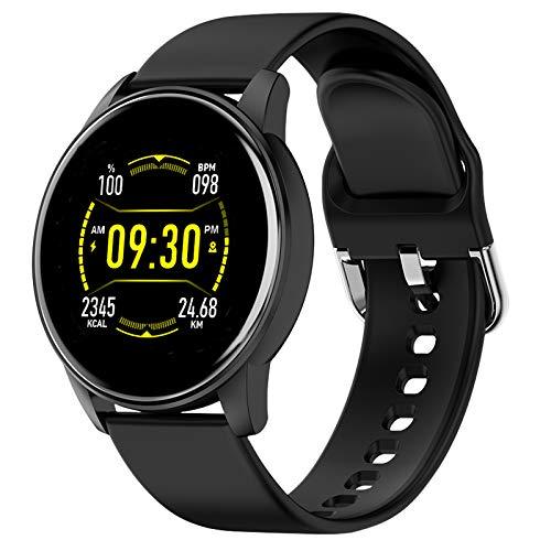 LIGE Smart Watch, Fitness Tracker mit Blutdruck/Herzfrequenz/Blutsauerstoff Monitor, 1,3