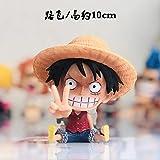 Modelo Figurilla Coleccionable Anime De Bricolaje Dormitorio Creativo Anime Alrededor Del Sombrero D...