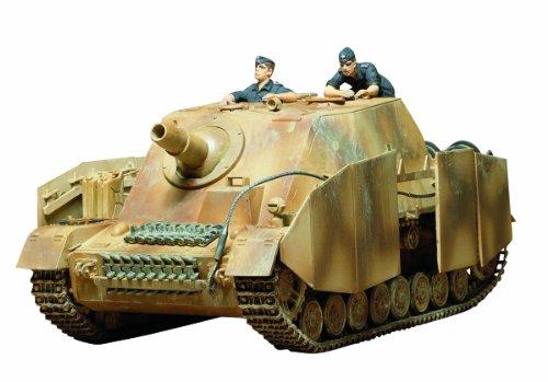 Tamiya 300035077 - Carro Armato Tedesco della seconda Guerra Mondiale, Scala: 1:35