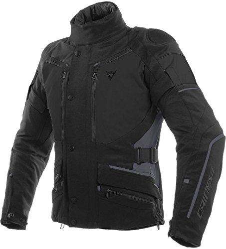 Dainese Carve Master 2 GoreTex Motorrad Textiljacke Schwarz 27