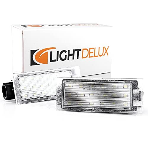 Light-Delux V-032401 LED Kennzeichenbeleuchtung