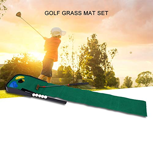 Ke enso Golf Putting Mat Tapis de Golf Portable Mini Golf...