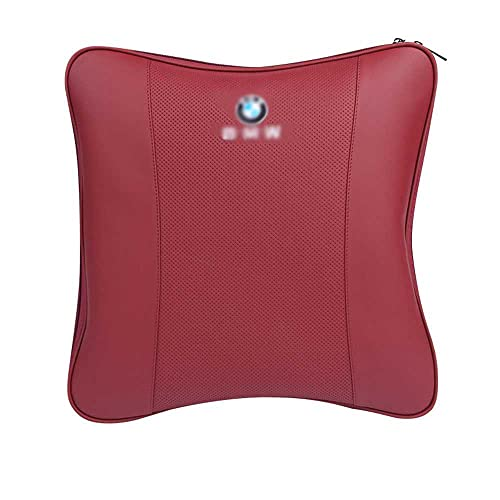 TPHJRM Coche abrazar almohada edredón aire acondicionado manta, para BMW serie X1X2X3X4X7X5