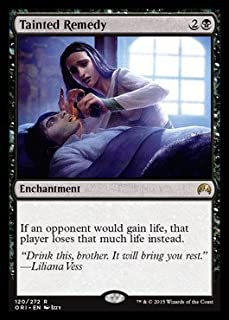 Magic: the Gathering - Tainted Remedy (120/272) - Origins