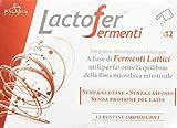Lactofer Integratore Alimentare Fermenti Lattici - 18 Gr