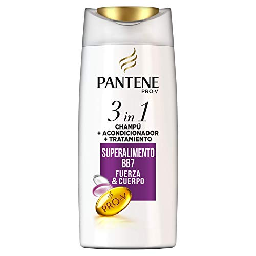 Pantene, shampooing et Après-shampooing (3en1)–675ML.