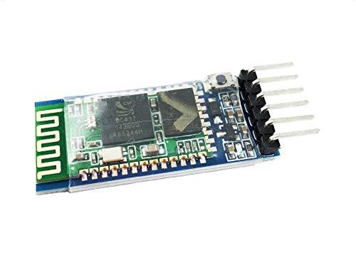 2pcs HC-05 Bluetooth Wireless RF Transceiver Module Master and Slave Mode for Arduino (2pcs, HC-05)