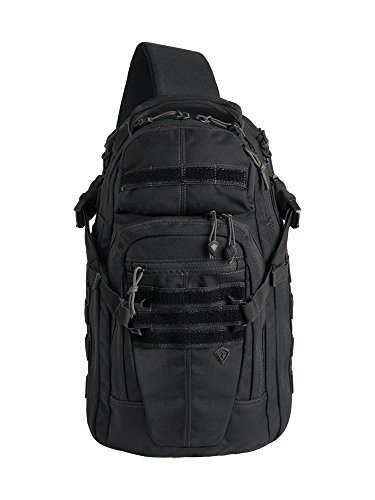 First Tactical, Sac à Dos Mixte, Noir, Taille Unique