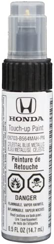 Genuine Honda Accessories 08703-NH737MAH-PN Polished Metal Metallic Touch-Up Paint