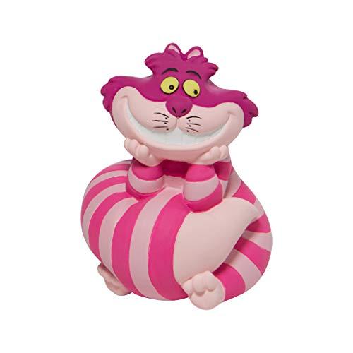 Enesco Alice in Wonderland Disney Showcase Cheshire Cat Miniature Figurine, 2.68 Inch, Multicolor
