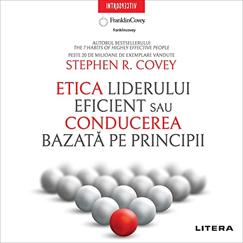 Etica liderului eficient [The Ethics of the Effective Leader] cover art