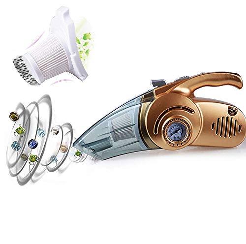 Best Deals! QIYUE Car Vacuum Cleaner, 4 in 1 Multifunction 3000PA High Power Multiple Filtering Powe...