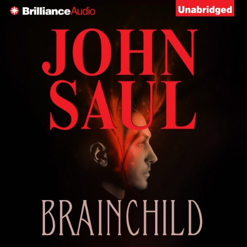 Brainchild audiobook cover art
