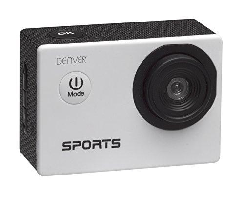 Denver Electronics ACT-1013 1MP HD-Ready CMOS cámara para Deporte de acción - Cámara Deportiva (HD-Ready, 1280 x 720 Pixeles, 1280 x 720 Pixeles, AVI, CMOS, 1 MP)