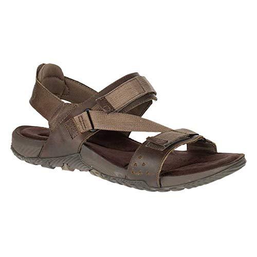Tucuman Aventura – sandales de marche en cuir, noir