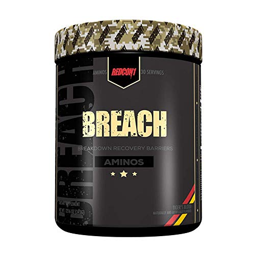 Redcon1 Breach, Tiger's Blood, 12.16 Ounce