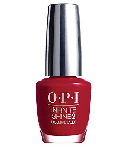 OPI Infinite Shine–Relentless Ruby–Gel Impacto esmalte de uñas 15ml