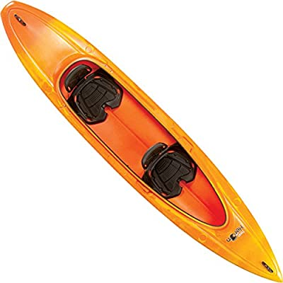 Old Town Canoes & Kayaks Twin Heron Sunrise Tandem Kayak