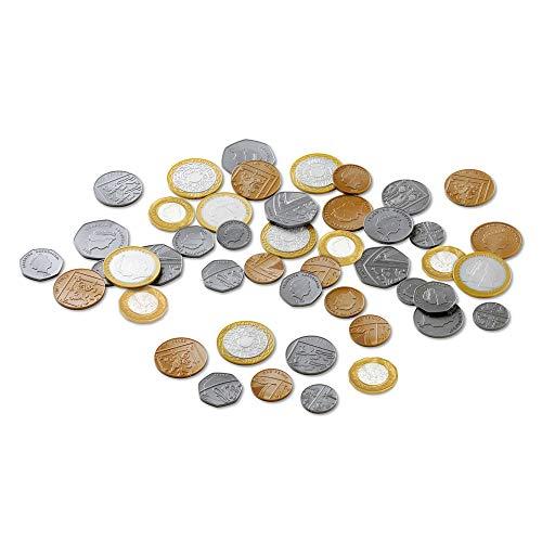 Learning Resources LSP1800-BLK Umfassende Spielgeld-Packung, Set mit 700Teilen