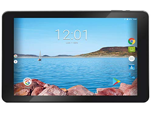 Trevi TAB 10 4G S Tablet PC Quad Core, Connessione 4G e Wi-Fi, Sistema Operativo Android, 1GB RAM, Bluetooth, Funzione Hot Spot, Batteria Ricaricabile