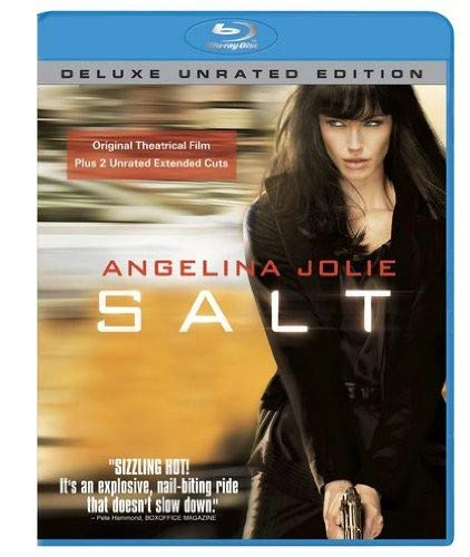 Salt (Deluxe Unrated Edition) [Blu-ray]