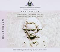 Beethoven: Symphonies Nos. 2 & 8 [Germany] by Lockhart