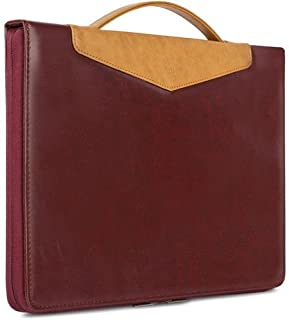 Moshi Codex for MacBook Pro 15/16-inch - Protective Carrying Case with Viscotex Memory Foam - Burgundy Red