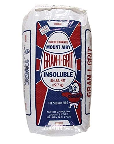 Homestead Harvest Gran-I-Grit Perfect for Laying Hens (50 lb)