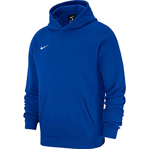 Nike Unisex-Kinder Hoodie Po Fleece Tm Club19 Kapuzenpullover, Blau (royal blue/White), L