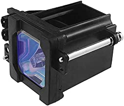 KAIWEIDI TS-CL110UAA TV Replacement Lamp with Housing for JVC HD-52FA97 HD-52G456 HD-52G566 HD-52G576 HD-52G586 HD-52G587 HD-52G657 HD-52G786 HD-52G787