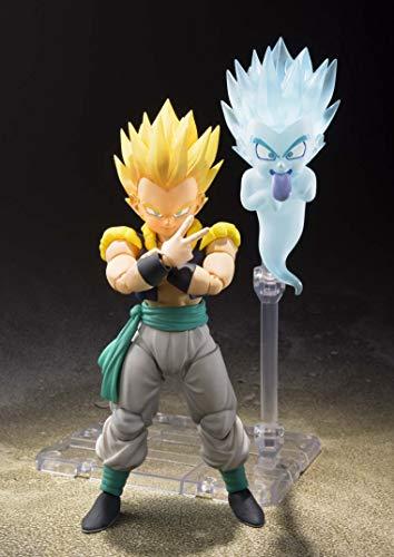 Bandai - Figurine DBZ - Super Saiyan Gotenks SH Figuarts 13cm - 4573102550859