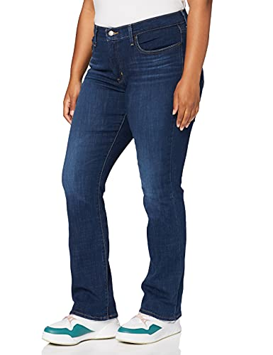 Levi's 315 Shaping Boot Jeans, Cobalt Honor, 32W x 32L para Mujer