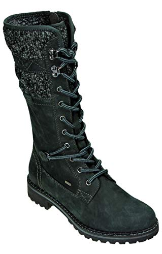Klondike Stiefel D.Stiefel in schwarz, Größe 38.0,