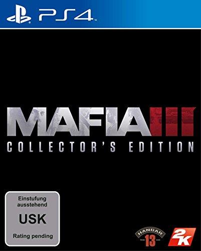Mafia III - Collector's Edition - [PlayStation 4]
