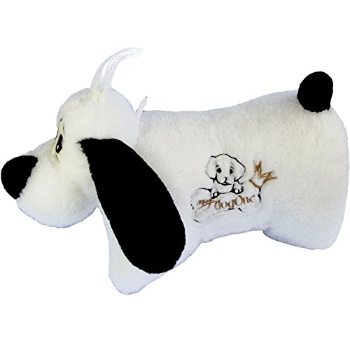 dogOne Hundekissen schwarz-weiß My Dog XS 35x35cm