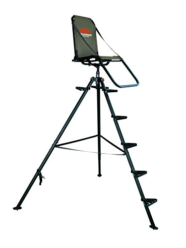 Millennium Treestands T-100 Tripod, 10 ft, Brown, one Size