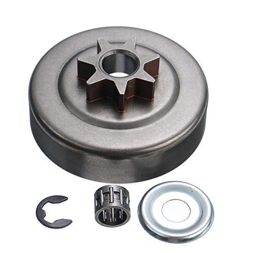 XCQ 325-7t Kupplungstrommel Waschmaschine Set Werkzeuge Kit Fit für Stihl MS 270 MS280 271 281 Kettensäge langlebig 0321