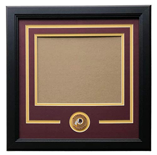 Washington Redskins 8x10 Horizontal Photo Frame Kit