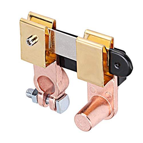 Interruptor de la cuchilla de la cuchilla, batería Terminal del interruptor de desconexión de la cuchilla de la cuchilla Terminal del interruptor de apagado de la batería del automóvil